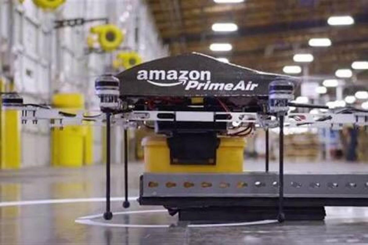 Amazon'un teslimat drone'u yenilendi