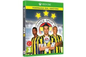 FIFA 16 Fenerbahçe Özel Versiyonu Çıktı
