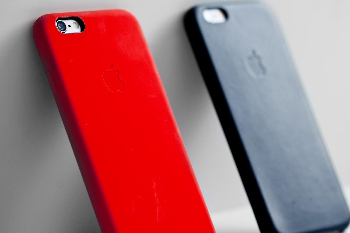 iPhone 6S için yeni deri kılıflar