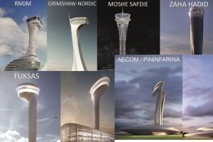 3. Havaalanı için tasarımlar yarışıyor